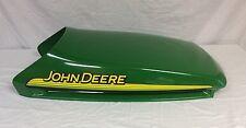 John Deere Upper Hood AM132529 With Decals For GT225, GT235, GT235E, GT245