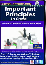 Important Principles in Chess - Chess Lecture - Volume 156 Chess DVD