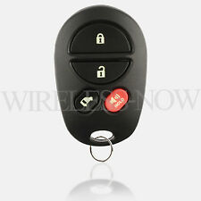 Car Key Fob Keyless Remote For 2004 2005 2006 2007 2008 2009 2010 Toyota Sienna