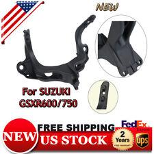 Headlight Fairing Bracket Stay Front For SUZUKI GSXR600 GSXR750 K4 2004 2005