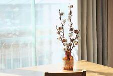 cotton branches 15pc (one cotton branch has 4 cotton flowers)