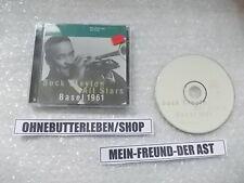 CD Jazz Buck Clayton All Stars - Basel 1961 (7 Song) TCB REC