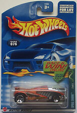 2002 Hot Wheels ~Cold Blooded~ Speed Shark 2/4 (R & W Card)