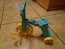 1967 MATTEL--TIPPY TOES DOLL TRICYCLE (LOOK)