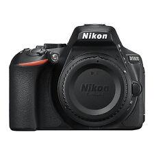 Nikon D5600 24.2 Mp Dx-Format Cmos Digital Slr Camera Body Black