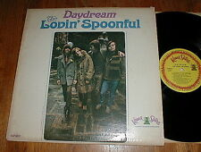 "LOVIN' SPOONFUL 1966 ""Daydream"" LP MONO rare CAPITOL RECORD CLUB VG++"
