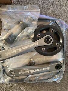 Hammerschmidt Crankset Truvativ 175mm (with SRAM X-0 compatible shifter)