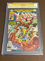 Uncanny X-men #129 🗝 CGC 9.6 SS Chris Claremont 1st App Emma Frost Kitty Pryde