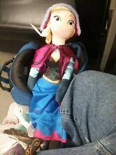 "Disney Frozen Princess Anna Plush Doll 18"""