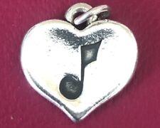 ❤ JAMES AVERY Joyful Melody Sterling Silver Charm❤