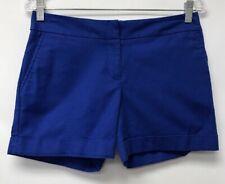 Apt 9 Womens Size 2 Shorts Blue