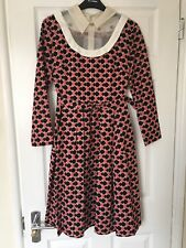 Christmas Gift! Authentic Orla Kiely Pink Dress Size S