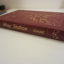 Way Station by Clifford Simak Easton Press Masterpieces of Scie