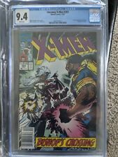UNCANNY X-MEN #283 CGC 9.4 NEWSSTAND 1ST FULL APP OF BISHOP 1991 WHITE PAGES