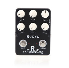 Extreme Metal Distortion Guitar Effect Pedal JOYO JF-17