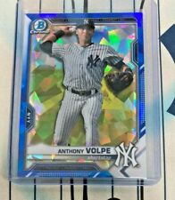 ANTHONY VOLPE 2021 Bowman CHROME Prospects Sapphire Atomic Refractor BCP-85 🔥🔥