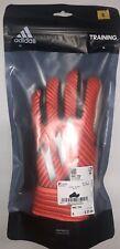 DY2588 Adidas Nemeziz Training Goalkeeper Gloves GK Soccer Football Red Size 5