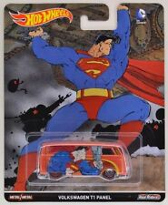 Superman Contemporary Diecast Cars, Trucks & Vans with Unopened Box