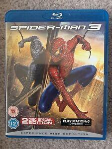 Spider-Man 3 (Blu-ray, 2007, 2-Disc Set)
