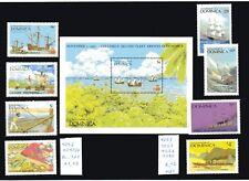 Karibik - Dominica -   Lot  1987  Mi.-18,00€