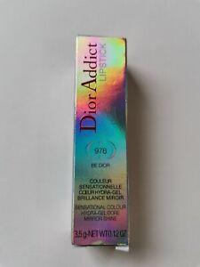 Dior Addict Lipstick, in Be Dior (shade 976) - new in box