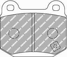 FERODO RACING DS2500 BRAKE PADS FCP1562H LANCER EVO  SEE PAD OUTLINE