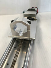 "CNC Z axis THC ++ FLOATING PLATE FOR PLASMA OXY ++ 7"" travel + LINEAR BEARINGS +"