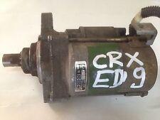 Honda Crx ED 9 Anlasser