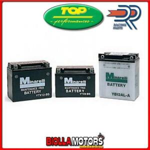 0012470 BATTERIA TOP 12V 10AH YT12A-BS SIGILLATA YT12ABS MOTO SCOOTER QUAD CROSS