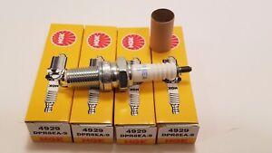 SET OF 4 NGK DPR8EA-9 Spark Plug 4929