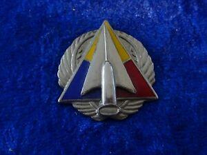 (A53-1) Original 3rd Armor Division Unit Crest Badge