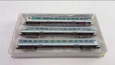 N Gauge 15392 Regional Express 3 Car Set Trix Minitrix