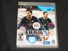 FIFA 14 (Sony PlayStation 3, PS3) -  ***NEW***  FACTORY SEALED!!!