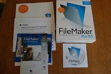 Filemaker Pro 8.5 UPGRADE for Mac or Windows FREE SHIPPING