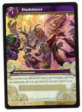 WOW Slashdance - Drums Loot 1/3 - UNSCRATCHED FOIL MINT NEW ITA