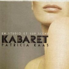 PATRICIA KAAS - KABARET-LIVE 2 CD NEU