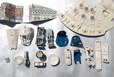 Vintage Star Wars Millennium Falcon Parts and Pieces. Always 100% Original
