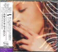 CASSANDRA WILSON-TRAVELING MILES-JAPAN SHM-CD BONUS TRACK C94