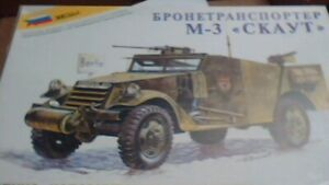 russian military truck kit 1/35 m-3 russian made