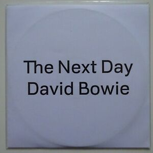 DAVID BOWIE : THE NEXT DAY - [ CD SINGLE FRENCH PROMO ]