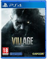 Resident Evil Village - Ps4 Playstation 4 - Brand New - In Stock Now
