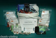 Chrome Plating Kit Professional Replica Chrome ( Nickel Cobalt alloy )