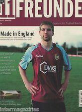 11 Freunde März Nr.42/2005,Deutsche in England,Rydlewicz,Arminia,AZ Alkmaar,Pols