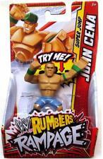 JOHN CENA (GREEN - JUMP) - WWE RUMBLERS RAMPAGE MATTEL TOY WRESTLING ACTION FIGU