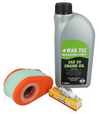 Service Kit, Air Filter, Oil, Plug Fits HAYTER HARRIER PRO 48, 56 DOV Engine