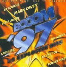 Booom '97 TicTacToe, No Mercy, Funky Diamonds, Armand van Helden, Olive.. [2 CD]