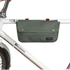 Tourbon Bike Panniers Front Handlebar Bag Saddle Pouch Seat Case 3 Colors Option