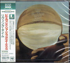 BILL EVANS GEORGE RUSSELL ORCHESTRA-LIVING TIME-JAPAN BLU-SPEC CD2 D73