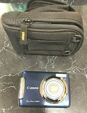 Canon PowerShot A480 10 Megapixel Digital Camera with Case