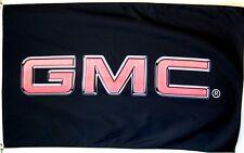 GMC Premium Logo Flag 3' x 5' Indoor Outdoor Automotive Banner USA Seller
